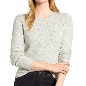 J. Crew Gemstone Sweater In Supersoft Yarn